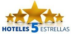 Hoteles cinco estrellas