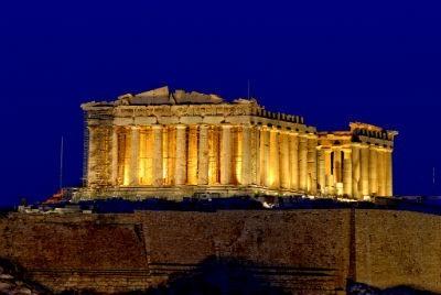 Los templos de Grecia