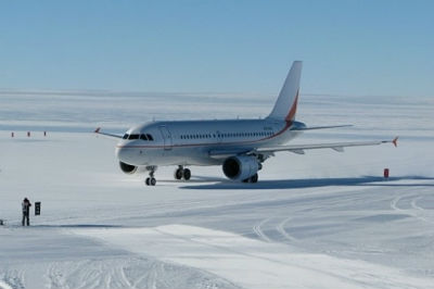McMurdo Air Station Antartida