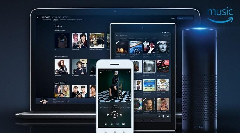 Principal Amazon Music Unlimited