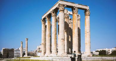 Viajar para vivir. Grecia, no solo monumentos