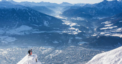 Innsbruck Alpes austriacos