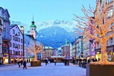 Innsbruck Los Alpes
