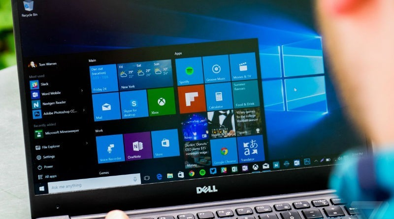Mejorar el rendimiento de Windows 10