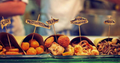 Napoles Street Food