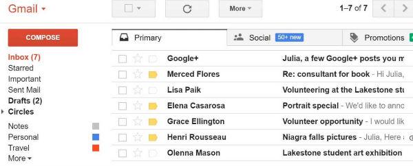 Recuperar cuenta eliminada Gmail