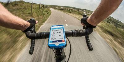 Soporte GPS bicleta