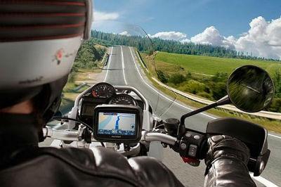 Soporte de movil GPS para moto