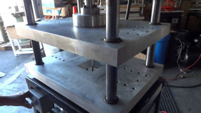 Todo sobre prensas hidraulicas