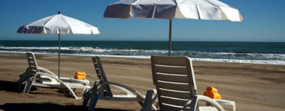 Vacaciones en Valeria del Mar