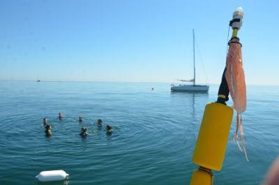 Actividades team building en el mar