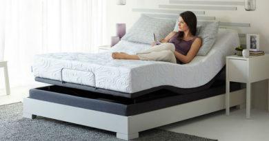 Beneficios de dormir en camas articuladas