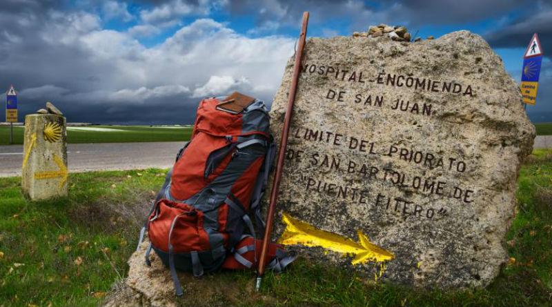 Camino de Santiago con Pilgrim