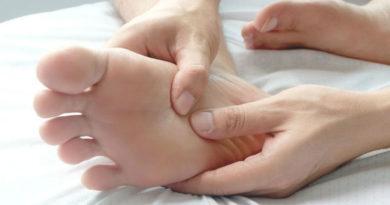 Como evitar el dolor en los pies