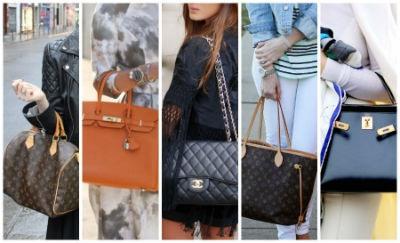 Como saber si un bolso de lujo es original