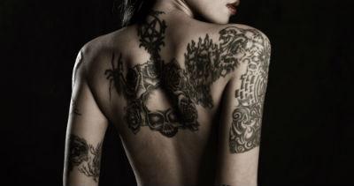 Consejos para tatuajes en la espalda
