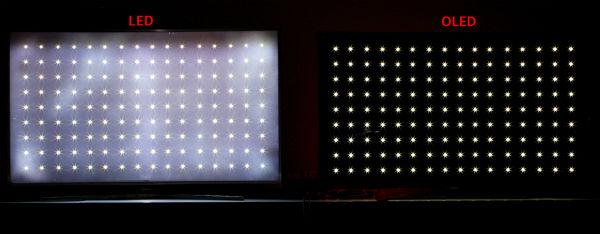 Diferencia entre LED y OLED