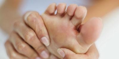Evitar dolor de pies