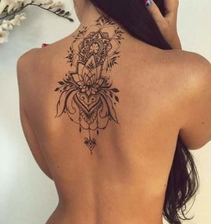 Los mejores tatuajes en la espalda