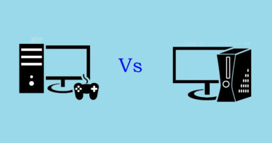 Ordenadores gaming vs consolas