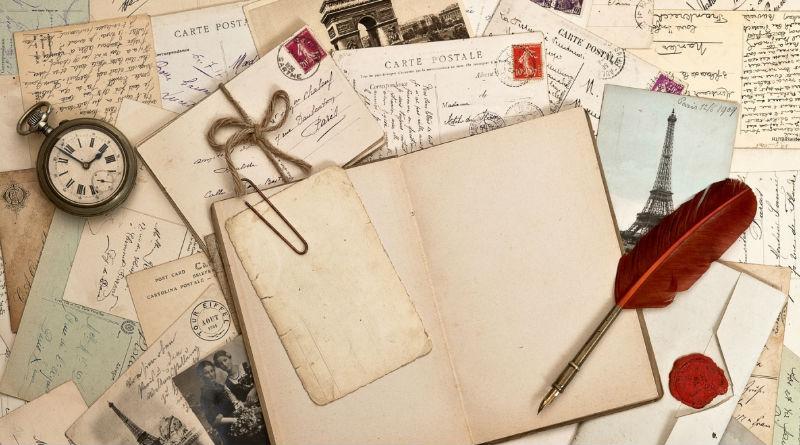 ¿Qué escribir cuando vas de viaje?