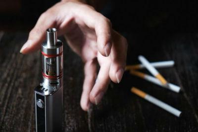 Vapear mejor que fumar