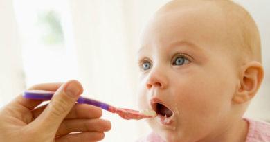 Como alimentar a un bebe de 6 meses