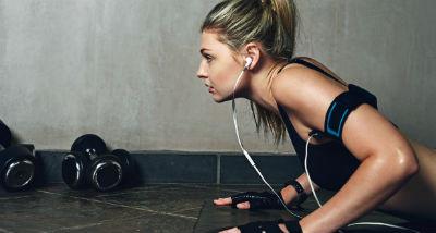 Musica para entrenar
