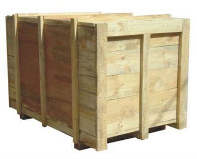 Uso de la madera como embalaje