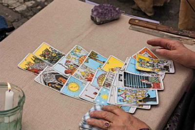 como hacer tirada de cartas