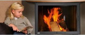 Ahorrar energia con la chimenea
