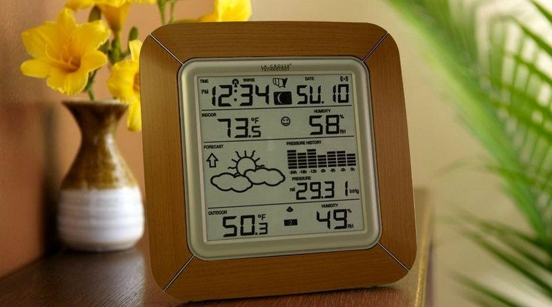 Aparatos meteorologicos que puedes usar en casa