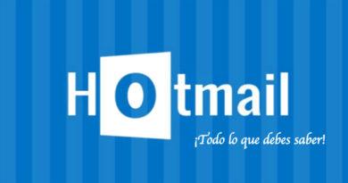 Beneficios de usar Hotmail
