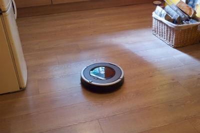 Cambiar bateria Roomba
