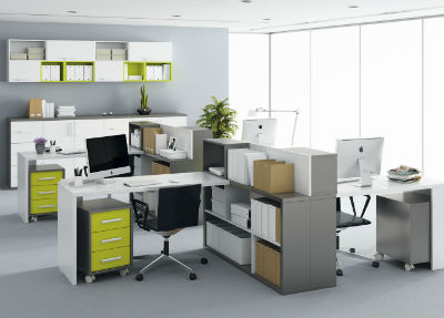 Cambiar tu oficina