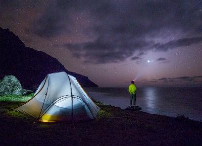 Campamento en el extranjero