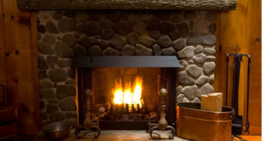 Como ahorrar energia con la chimenea