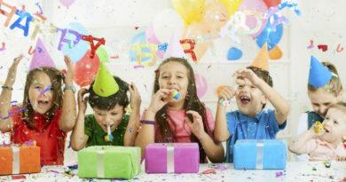 Como organizar una fiesta de cumpleanos infantil