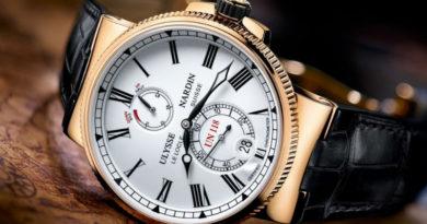 Comprar un reloj de segunda mano