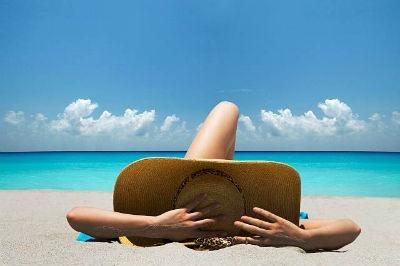 Cuidado solar piel