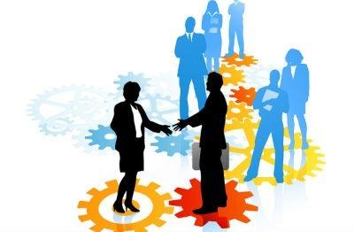 Establecer relaciones comerciales