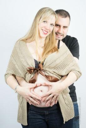 La magia de los reportajes fotograficos de embarazadas