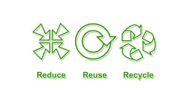 Reducir reusar y reciclar