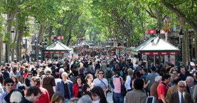 Sant Jordi en Barcelona