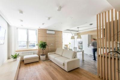 Transforma tu apartamento en un loft