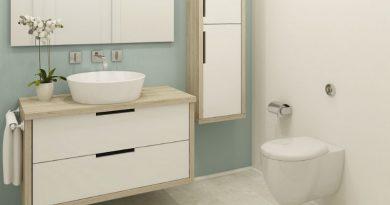 Ampliar el espacio en tu cuarto de bano
