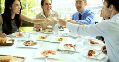 Cenas para empresas con espectaculo