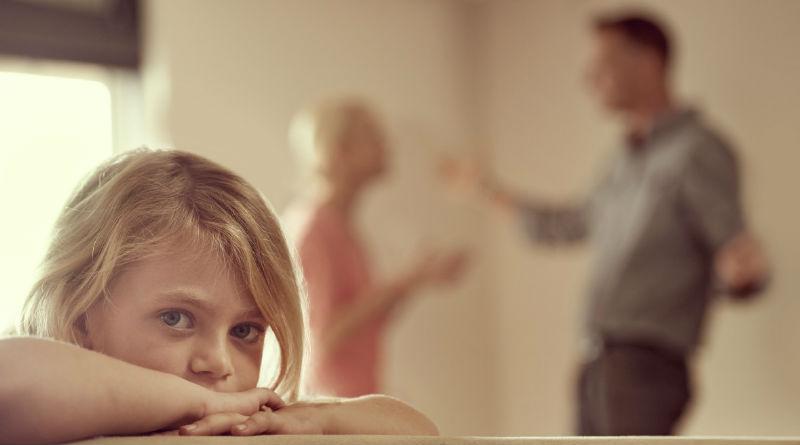 Como afrontar un divorcio con hijos