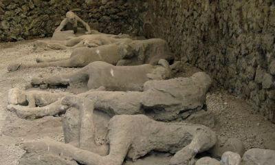 Estatuas petrificadas