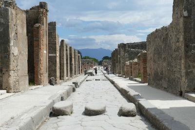 Historia y visita a Pompeya